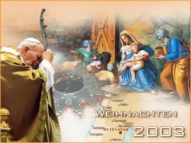 weihnachten 2003