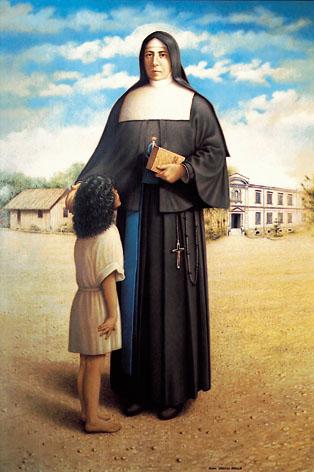 Paulina do Coração Agonizante de Jesus (1865-1942)