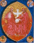 Miniature delle �Tr�s belles heures de Notre-Dame�, Biblioteca Nazionale - Torino