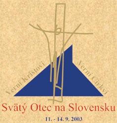 Repubblica Slovacca, 11-14 settembre 2003