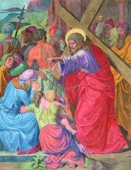 jésus rencontre les femmes de jérusalem badoo rencontre homme