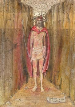 Jesús es condenado a muerte, Vía Crucis 2011