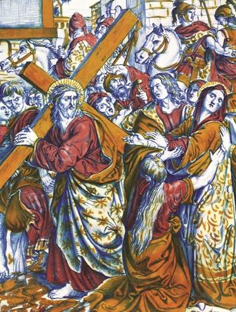 Via Crucis 2016 presieduta dal Santo Padre Francesco
