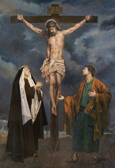 MÉDITATIONS POUR CHAQUE JOUR DE CARÊME par ST. THOMAS D'AQUIN, O.P.  Via-crucis2019
