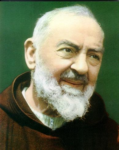 -un santo moderno con los valores de siempre-