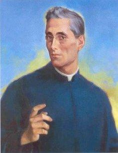 Sant'Arcangelo Tadini, parroco