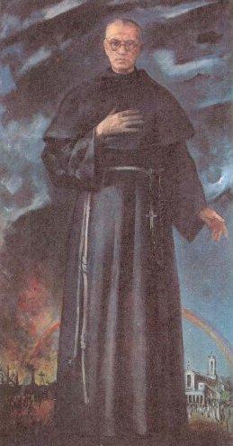 Massimiliano Maria Kolbe, O.F.M. Conv. (1894-1941)