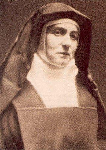 Edith Stein (Teresa Benedikta av Korset) (1891-1942)