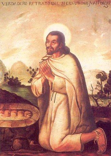 Juan Diego Cuauhtlatoatzin (1474-1548)