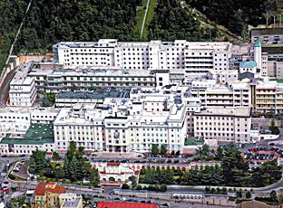 Lavorare A Casa Sollievo Della Sofferenza - San Giovanni Rotondo, lospedale di Padre
