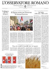 L'Osservatore Romano (13-07-13)