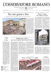 L'Osservatore Romano (16-07-13)