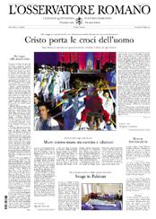 L'Osservatore Romano (28-07-13)
