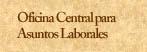 Oficina Central para Asuntos Laborales
