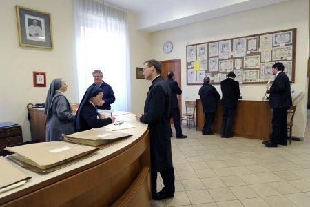 Ufficio Pergamene - Elemosineria Apostolica