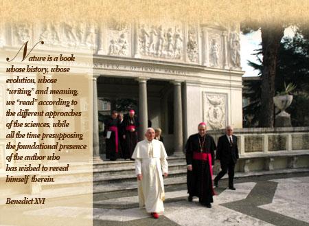 Risultati immagini per Pontificia Accademia delle Scienze.