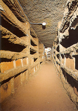 The Christian Catacombs