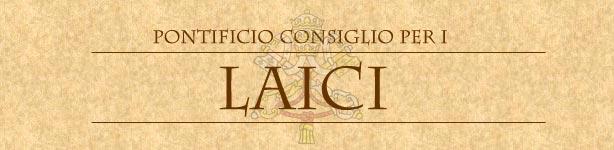 roman curia pontifical councils laity documents associazioni